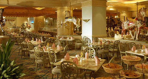 مطعم الفندق